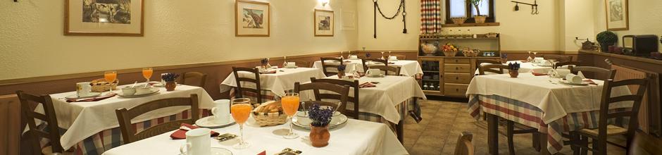 Servicios - Irati - Hoteles Selva de Irati - Hotel Rural Besaro - Ochagavia - Navarra.