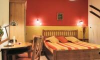 Habitación 22 con terraza Hotel Rural Besaro - Selva de Irati