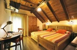 Habitación 32 camas Hotel Rural Besaro-Selva de Irati