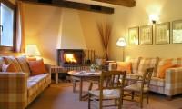 Salón Hotel rural Besaro - Selva de Irati