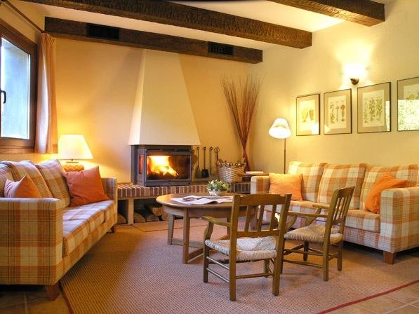 Irati - Hoteles Selva de Irati - Hotel Rural Besaro - Ochagavia - Navarra.